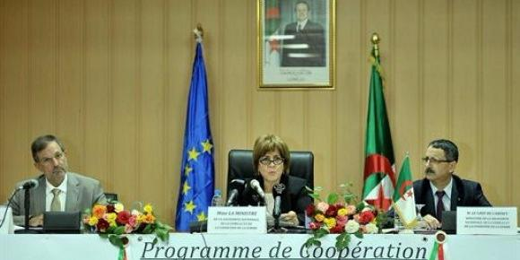 Algeria : Installation of strategic steering committee and supervisory committee for PADSEL NOA cooperation program