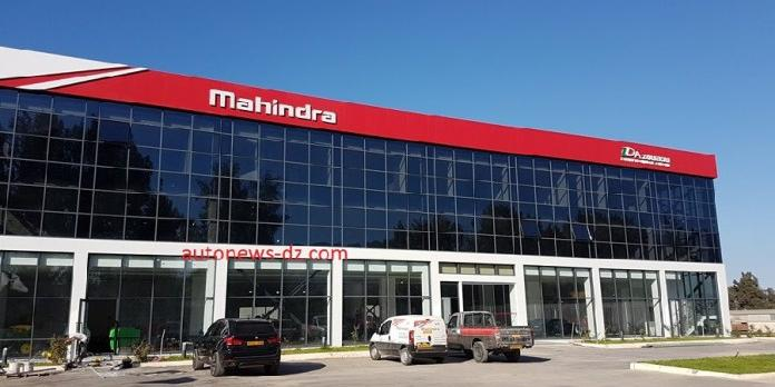 Algeria: Mahindra project to generate up to 500 direct, 1000 indirect jobs in 2019.