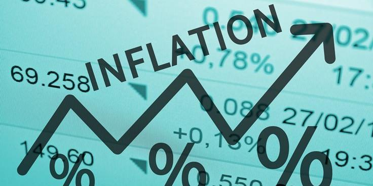 Annual average inflation at 4.5% until November 2018