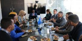 morocco-Morocco, Somalia Discuss in Rabat Water and Electricity Issues
