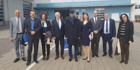Moroccan-Hungarian Talks on Fostering Cooperation in Transportation and Road Safety